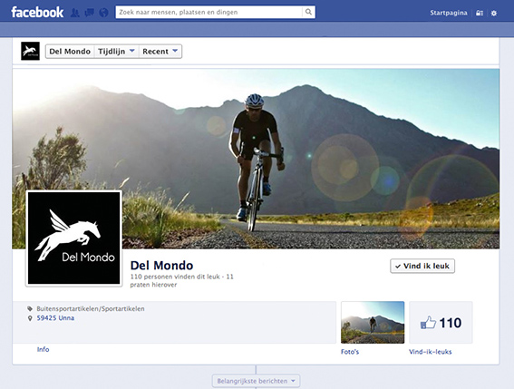 Del Mondo NOW ON Facebook!